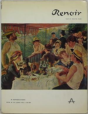 Pierre Auguste Renoir: Pach, Walter (introduction)