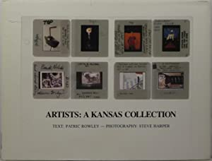 Artists: A Kansas Collection: Rowley, Patric (text)