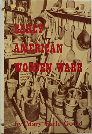 Early American Wooden Ware