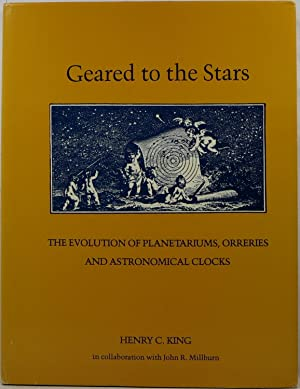 Geared to the Stars: The Evolution of Planetariums, Orreries and Astronomical Clocks