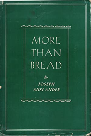 Bread Book Signed Abebooks