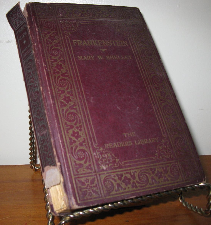 FRANKENSTEIN Mary W Shelley