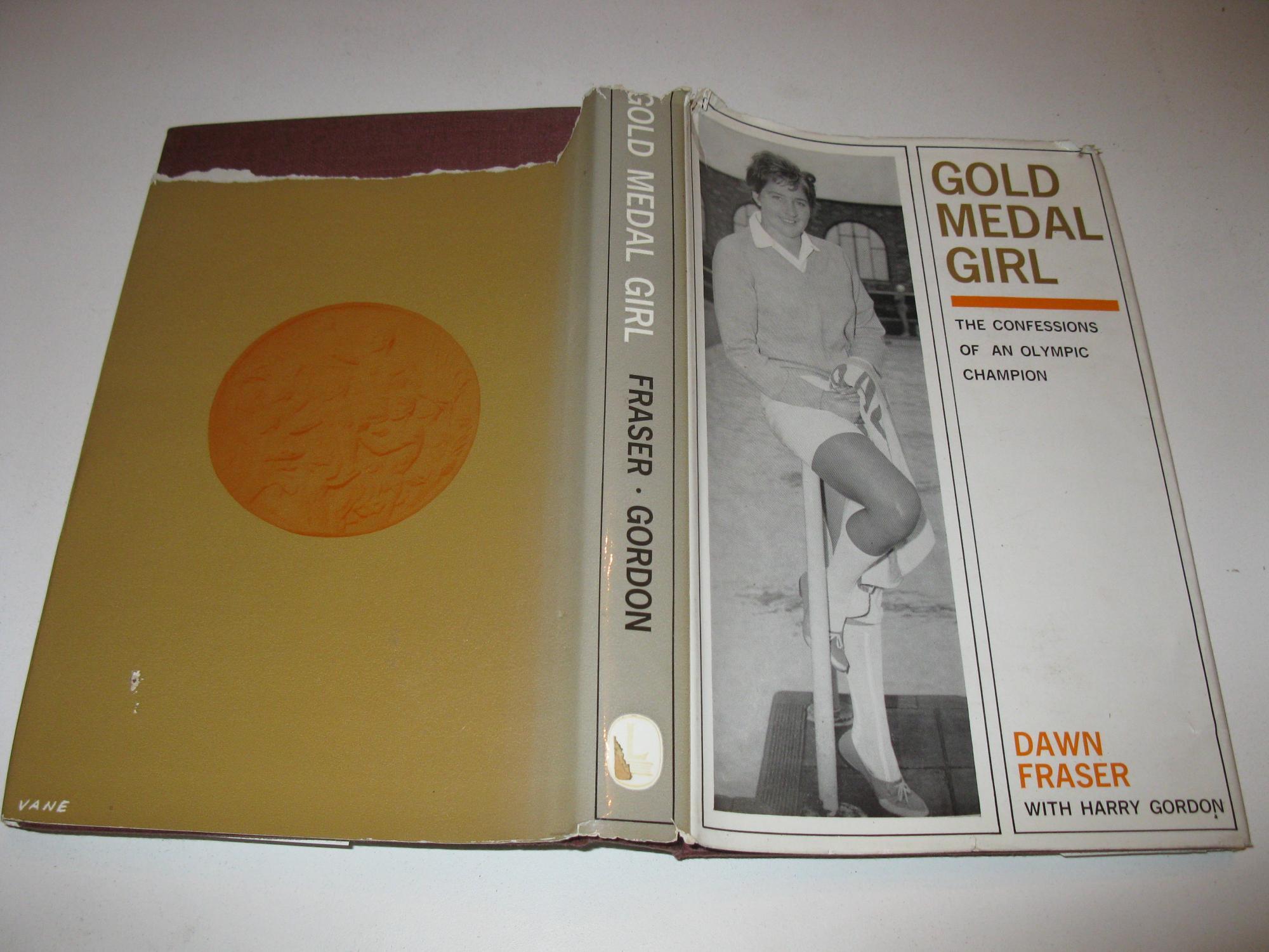 Gold Medal Girl - Dawn Fraser Harry Gordon