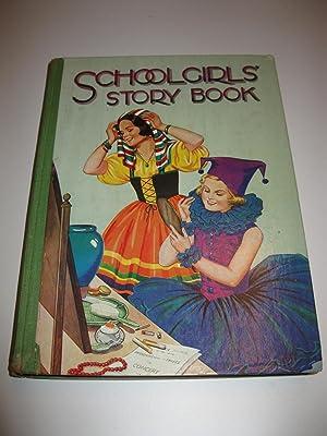 Schoolgirls Story Book: Various