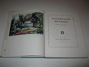 Watercolor Methods: Norman Kent editor