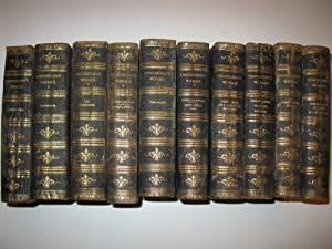The Works of William Makepeace Thackeray 10volume: William Makepeace Thackeray