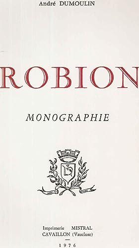 Robion.Monographie: André Dumoulin