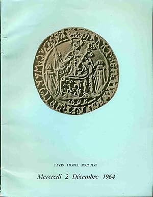 Collection de Monnaies d'Or et d'Argent Mérovingiennes: Collectif