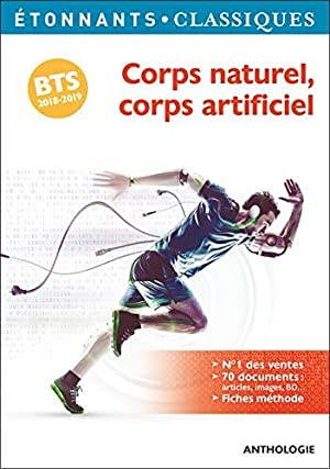 Corps naturel corps artificiel : Programme BTS 2018-2019