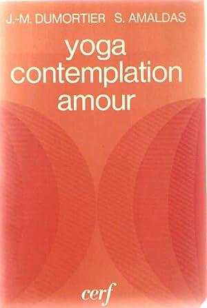 Yoga contemplation Amour: J.M. Dumortier.S. Amaldas