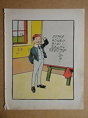 Original John Hassall Colour Print: Jolly Jack.: Hassall, John.