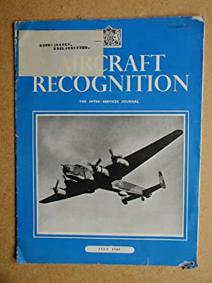 Aircraft Recognition The Inter- Services Journal Vol.