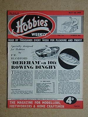 Hobbies Weekly. 6th May 1953. Vol. 116