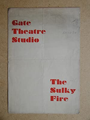 The Sulky Fire By Jean-Jacques Bernard. Theatre: The Gate Theatre