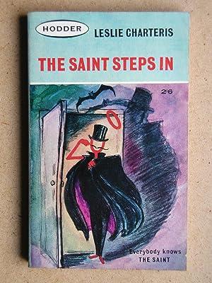 The Saint Steps In.: Charteris, Leslie.
