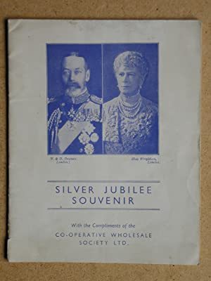 Silver Jubilee Souvenir Booklet: Co-Operative Wholesale Society