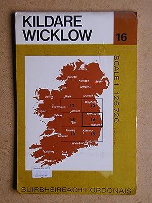 Kildare Wicklow. Sheet 16.: Folding Map.
