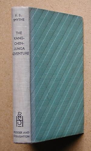 The Kangchenjunga Adventure.: Smythe, F. S.