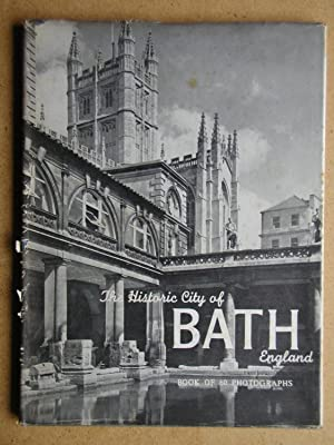 The Historic City of Bath, England.: Wooller, M. P.