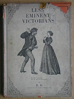 Less Eminent Victorians.: R.D. (Randall Robert