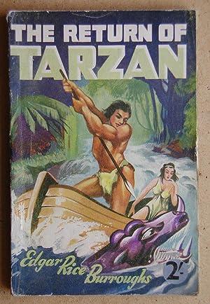 The Return Of Tarzan.: Burroughs, Edgar Rice.