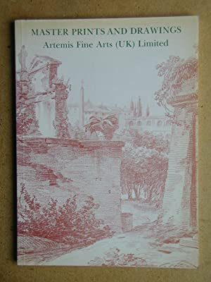 Master Prints and Drawings, 16th to 19th: Artemis Fine Arts.