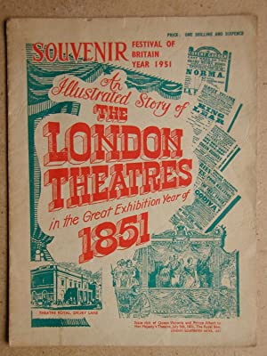 An Illustrated Story of The London Theatres: Feugere, Michel. (Ttranslated