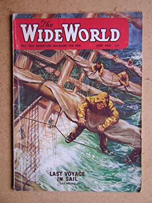 The Wide World Magazine. June 1958.: Various.