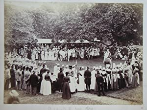 Chepstow Castle Fete 1890 (Historical Costume Pageant)