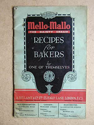 Recipes For Bakers, by One of Themselves.