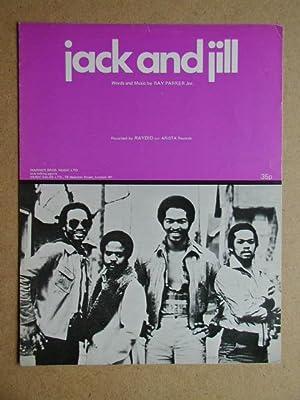 Jack and Jill.: Parker, Ray Jnr.