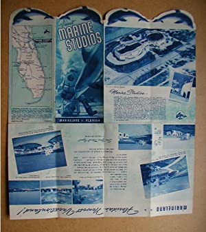 Marine Studios. World's Only Oceanarium. Marineland, Florida.: Ephemera.