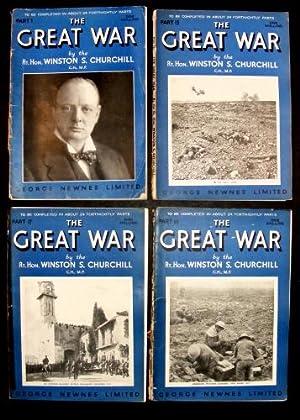 The Great War.: Churchill (Rt.Hon.Winston S.)