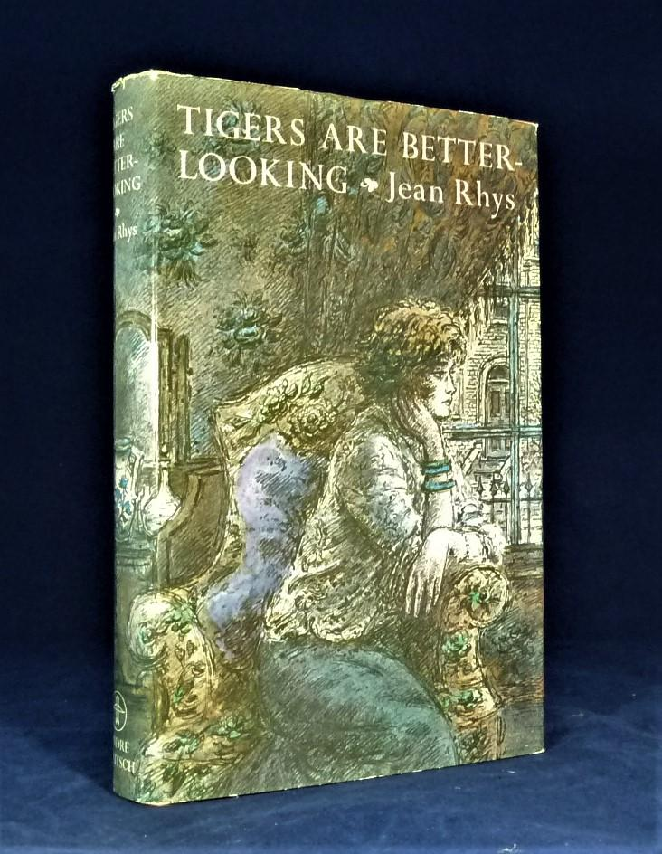 Tigers Are Better Looking *First Edition* RHYS, Jean Fine Hardcover