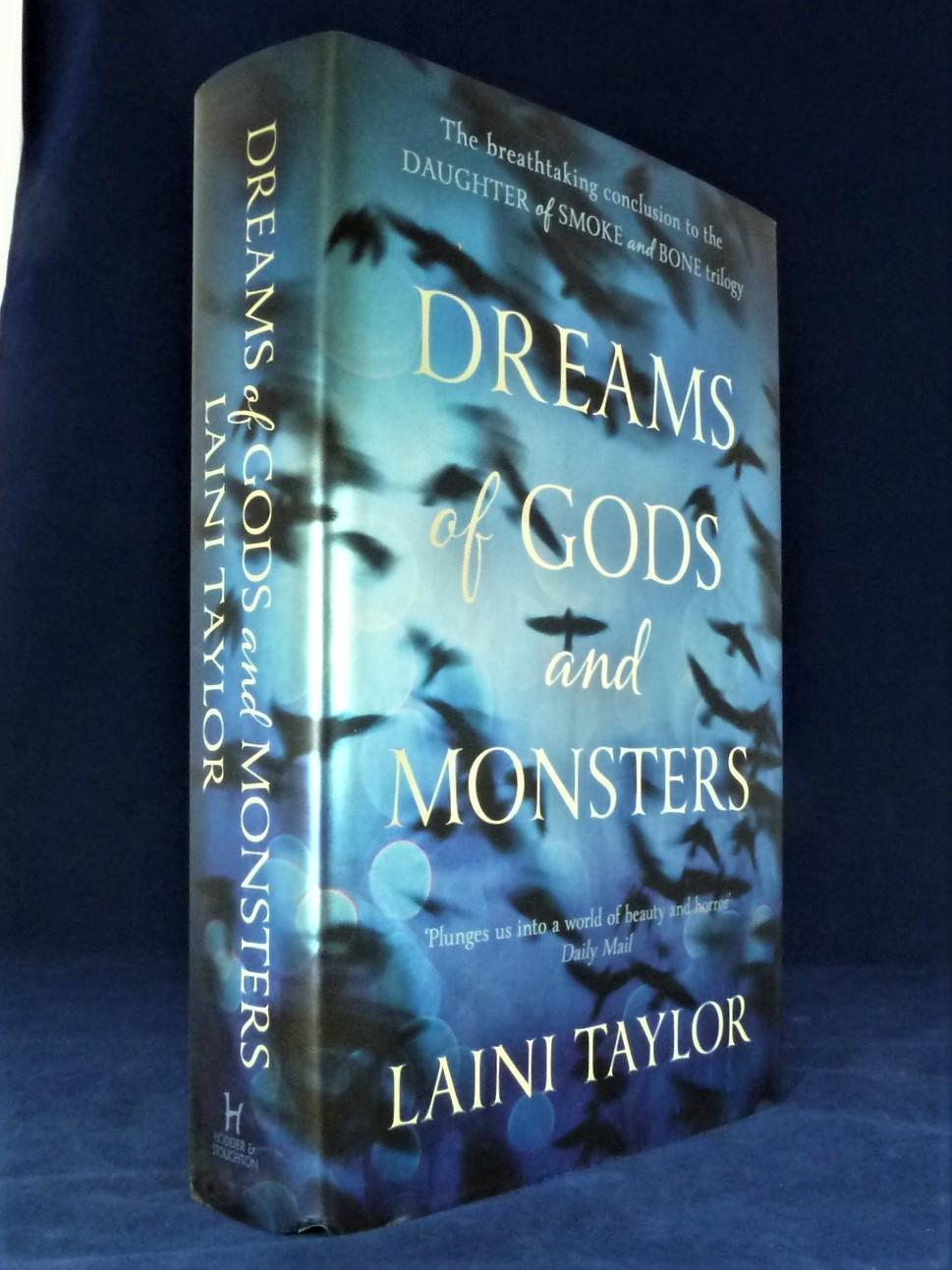 dreams of gods monsters daughter of smoke bone book 3