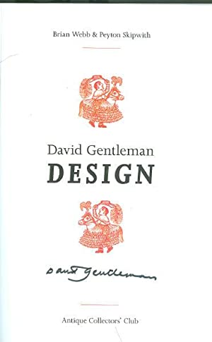 David Gentleman *SIGNED First Edition*: WEBB, Brian & Peyton SKIPWITH