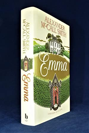 Emma *SIGNED First Edition*: McCALL SMITH, Alexander
