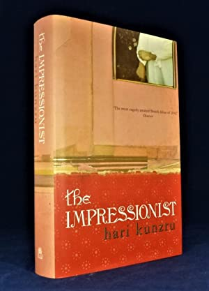 The Impressionist *SIGNED First Edition*: KUNZRU, Hari