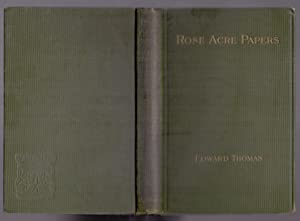 Rose Acre Papers *First Edition*: THOMAS, Edward