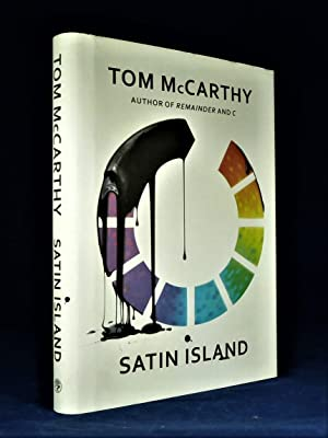 Satin Island *SIGNED and dated First Edition*: McCARTHY, Tom