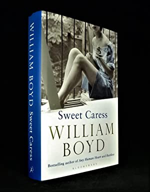 Sweet Caress *SIGNED First Edition*: BOYD, William