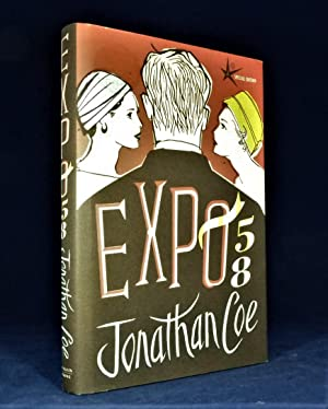 Expo 58 *SIGNED First Edition*: COE, Jonathan