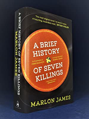 A Brief History of Seven Killings *First: JAMES, Marlon
