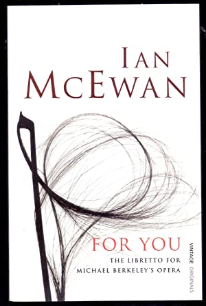 Fou You *SIGNED x2 First Edition*: McEWAN, Ian (with Michael Berkeley)