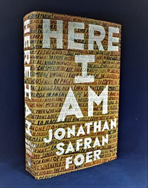 Here I Am *SIGNED First Edition*: JONATHAN SAFRAN FOER