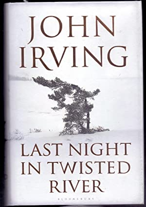 Last Night in Twisted River *SIGNED First: IRVING, John