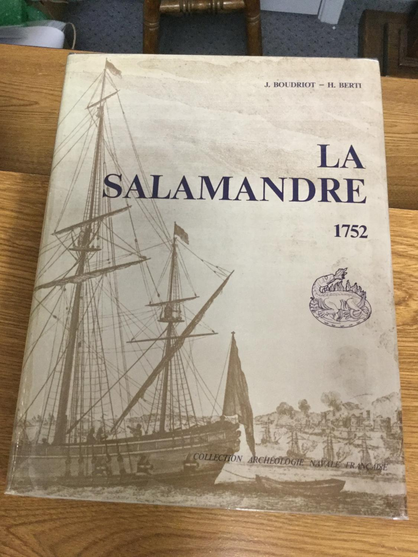 La_Salamandre__1752_Galiote_a_Bombes_Boudriot_Jean_Berti_Hubert_Near_Fine_Hardcover