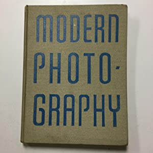 Modern Photography. The Studio Annual of Camera: Holme, C. G.,