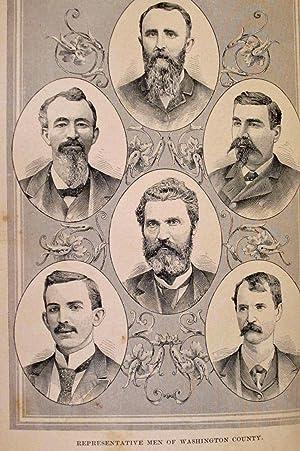 HISTORY OF BENTON, WASHINGTON, CARROLL, MADISON, CRAWFORD, FRANKLIN, AND SEBASTIAN COUNTIES, ...