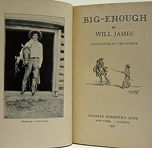 BIG - ENOUGH: James, Will